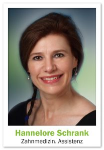 Zahnarztpraxis Dellbrück - Portrait Hannelore Schrank