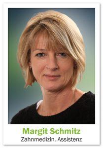 Zahnarztpraxis Dellbrück - Portrait Margit Schmitz