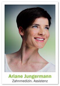 Zahnarztpraxis Dellbrück - Portrait Ariane Jungermann