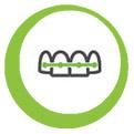 Icon für Zahnersatz